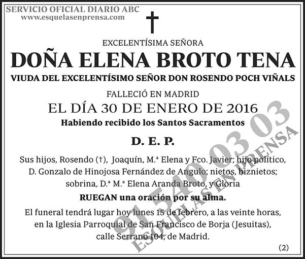 Elena Broto Tena